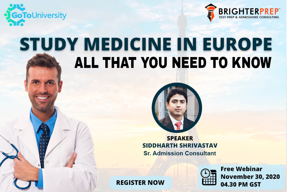 Study Medicine in Europe - All that you need to know